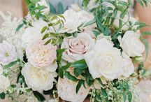 Lauren S. Wedding** / Blush Pink and White Floral. Downtown Portland, OR. Fall wedding.