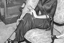 Vampira / original horror hostess and godmother of Goth