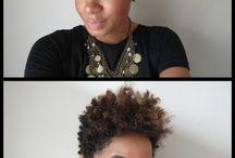 Hair / by Kennesha [Restoration House Interiors]