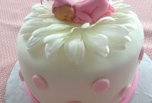 Baby Shower & Christening Cakes / cakes