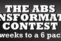Abs Transformation Challenge! / Join us and Get a 6 Pack in 6 Weeks!  www.tbcpersonaltrainers.com