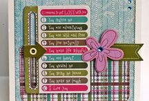 Papercrafts / cards and tags  / by Janet Moody