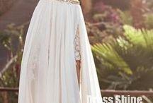 Wedding dresses + ideas