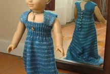 Doll Dresses diy