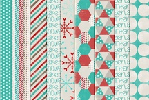pattern paper / papeles decorados