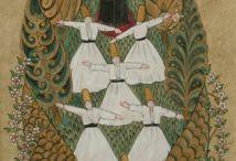 İslamic Sufi mystıcısm