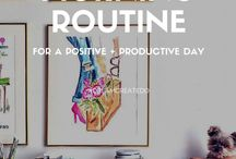 Creative Productivity / Tips, tricks, and inspiration for working smarter and more productively in you small business.