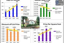Livingston Louisiana Subdivisions Home Sales Charts Graphs / Livingston Louisiana Subdivisions Home Sales Charts Graphs by Bill Cobb Accurate Valuations Group Greater Baton Rouge's Home Appraiser 225-293-1500.  This spreadsheet the graphic was created from was developed by Gregory L. Grover, Grover Appraisal Service, Saginaw, MI