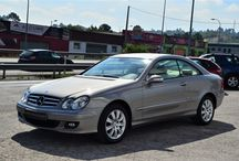 Mercedes CLK 280k. Elegance Automatico...10990 euros