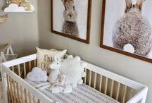 Ideias quartos de bebé