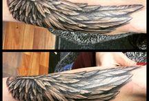 Joel's tattoo ideas