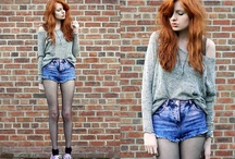 Pieces I L.O.V.E to have / fashion and style inspiration / by Aleks Aleksa