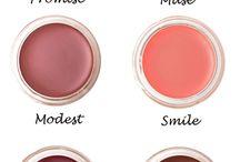 Make up - Natural, organic and mineral / Make up