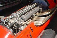 Front engine vintage F1 '50