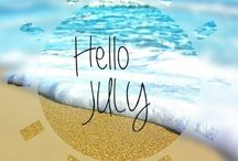 July...daily...