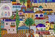 Mosaic Buildings