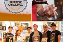 2016 Halloween Brew Crawl / Exciting news! Tickets are available NOW for the 6th annual Halloween Brew Crawl coming to Downtown Pleasanton on Saturday, October 29 from 5 -8 p.m.  Downtown merchants and local breweries will come together for a night of adult trick-or-treating. Participants will sample a variety of craft beer and tasty bites at locations on and around Main Street.   For Tickets Visit: https://pleasantondowntownassociation.instagift.com/