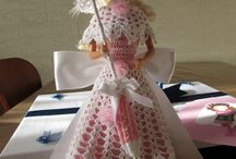 Barbie miss Pompadour