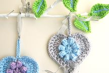 Crocheted Applique