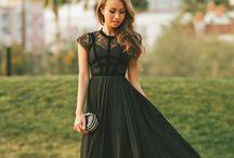 šaty!