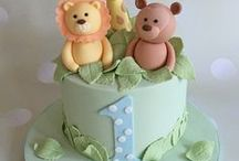 tortas para cumple de 1 año