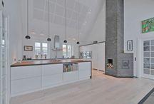 Køkken indretning