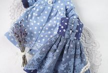 куколки и их одежда