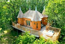 Treehouses and Playful Retreats