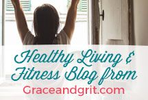 Healthy Living & Fitness Blog from Graceandgrit.com / It doesn't matter why you think you can't. You absolutely CAN. I'm not interested in just helping you lose weight (though fat loss is certainly a bi-product of getting healthier). I want you to transform your life—to get every part of it in line with how you want to feel. It's not only about becoming healthier, and more fit. It's about exuding happiness in all areas of your life.