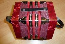 Chanson 20 Key D/G Anglo Concertina / Chanson 20 Key D/G Anglo Concertina