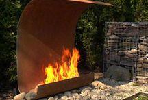 Out door fire idea