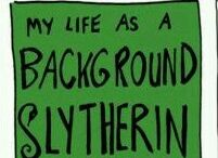 Background Slytherin