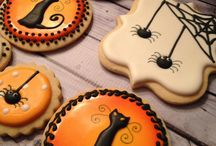 Hallowen Cookie ideas