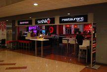Sushiko Roma La Romanina / Sushiko Ristorante Kaiten   Via Ferri 8, 00173 Roma (RM)  Tel: 06/72677233