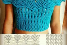 Cropped Croche