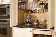 my kitchen / by Pam Kasky