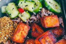 nourishing vegetarian bowls