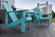 EasyClean Tropical Capped Composite Decking