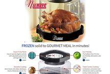 Foods ~ NuWave Oven recipes