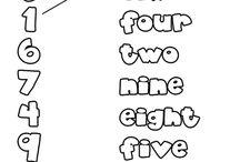 Numbers - числа