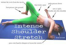 yoga : torsion not tension