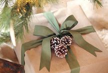 Christmas - Wrapping Ideas