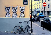 Street Art / All over the walls...
