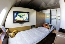 Flying First Class / Pass the Champagne, darling! This board contains a collection of the best first class cabins from major airlines. See how the other half fly, how you want to fly and find out how to do it for less with Cheaper Luxury.