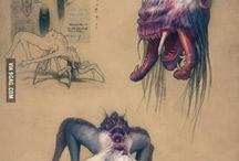 criaturas primigenias