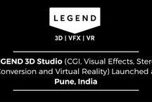 Legend 3D Studio at Pune, India