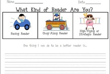 Reading strategy  / by Natalie Swanson