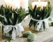 NATURAL OLIVE BRANCH WEDDING IDEAS