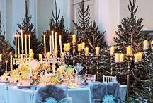 Christmas Wedding Deco