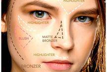 Skin texture / Skin color texture wrinkles
